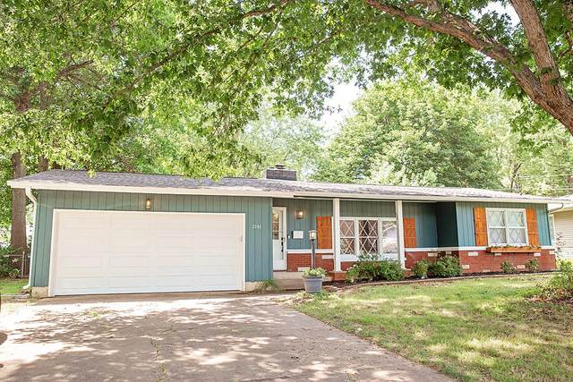 2141 S Oak Grove Avenue, Springfield, MO 65804 (MLS #60197086) :: Lakeland Realty, Inc.