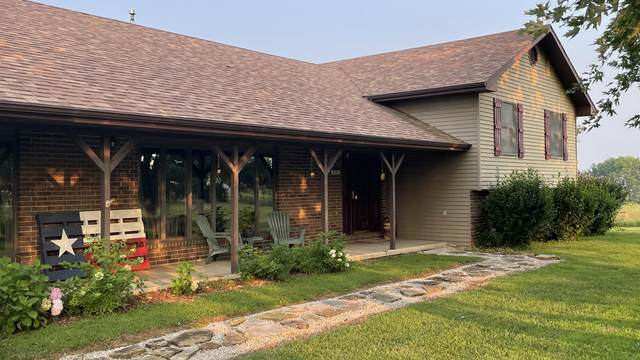 4432 S 82nd Road, Bolivar, MO 65613 (MLS #60197108) :: Team Real Estate - Springfield