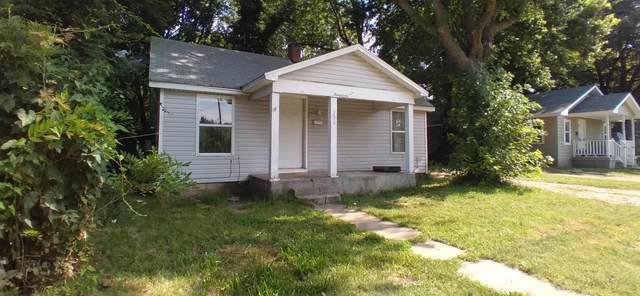 203 E Tyndall Street, Aurora, MO 65605 (MLS #60197138) :: Team Real Estate - Springfield