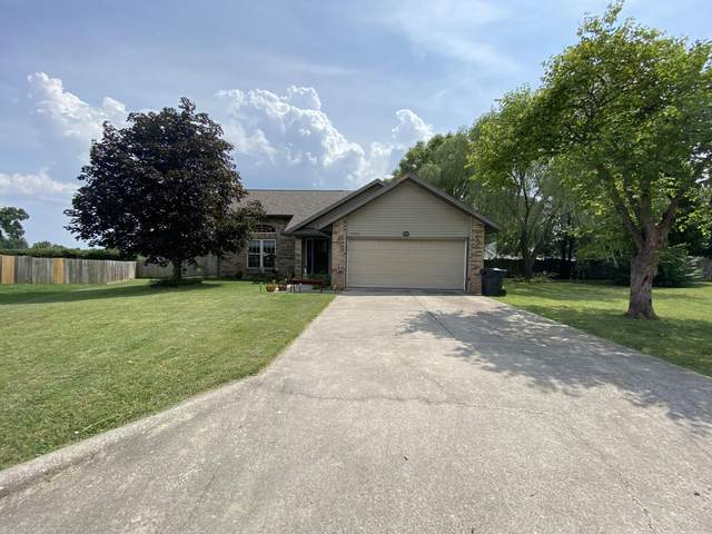 3758 W Kay Pointe Boulevard, Springfield, MO 65802 (MLS #60197262) :: Tucker Real Estate Group | EXP Realty