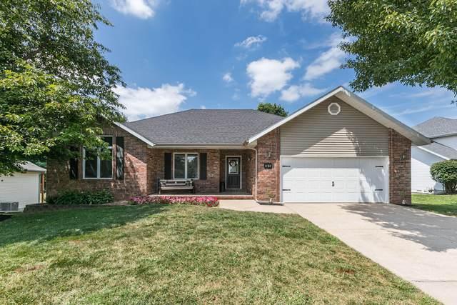 1107 N 15th Avenue, Ozark, MO 65721 (MLS #60197265) :: Tucker Real Estate Group | EXP Realty