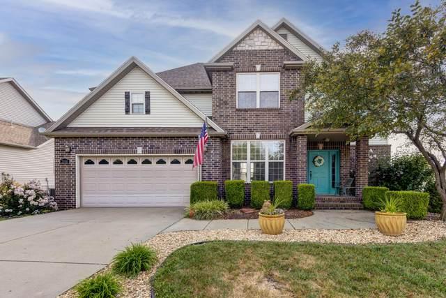 2100 N Jamestown Street, Ozark, MO 65721 (MLS #60197267) :: The Real Estate Riders