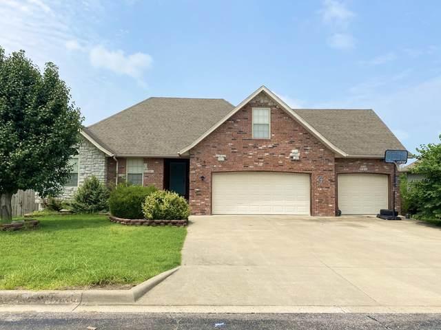919 N Travis Avenue, Republic, MO 65738 (MLS #60197275) :: Sue Carter Real Estate Group