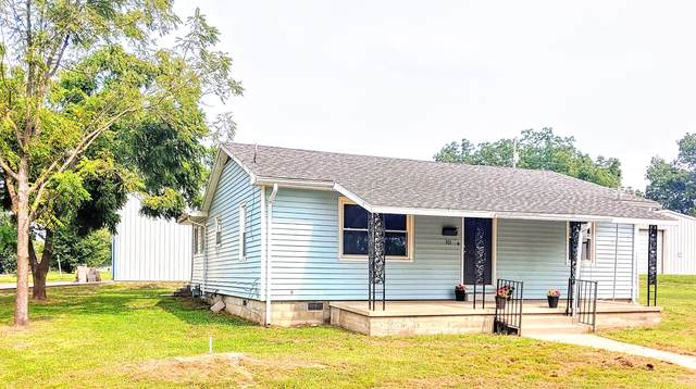 301 S Park Street, El Dorado Springs, MO 64744 (MLS #60197277) :: Team Real Estate - Springfield