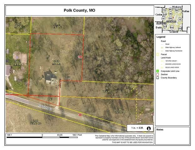 1385 E 410th Road, Bolivar, MO 65613 (MLS #60197329) :: Team Real Estate - Springfield