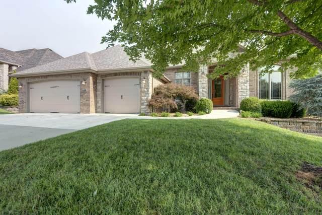 1103 W Shadowlawn Street, Springfield, MO 65810 (MLS #60197363) :: Team Real Estate - Springfield