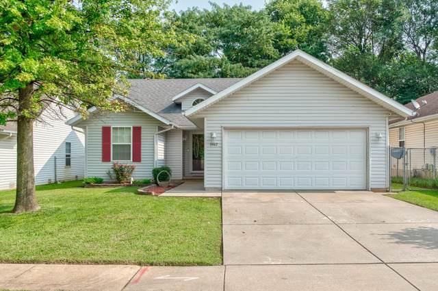 3947 W Church Street, Springfield, MO 65802 (MLS #60197370) :: Team Real Estate - Springfield