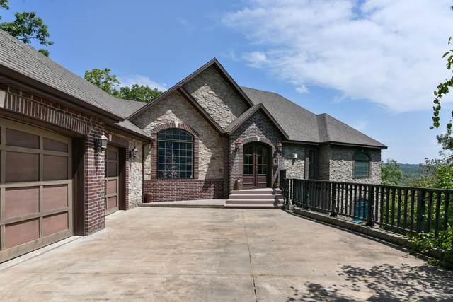 812 Silvercliff Way, Branson West, MO 65737 (MLS #60197416) :: Team Real Estate - Springfield
