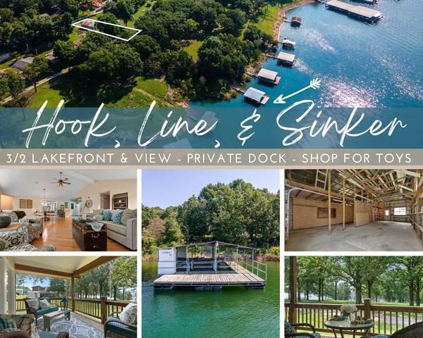 157 Chinook Lane, Kimberling City, MO 65686 (MLS #60197468) :: Sue Carter Real Estate Group