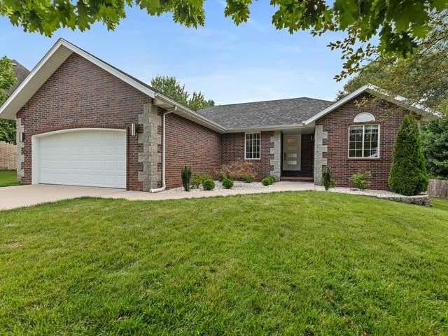 804 Myra Drive, Nixa, MO 65714 (MLS #60197476) :: Team Real Estate - Springfield