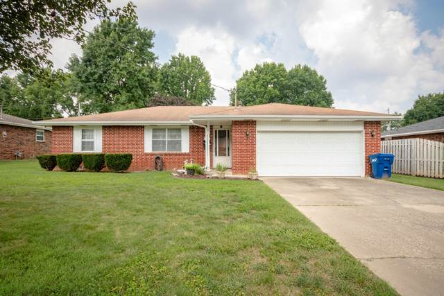 309 S Duke Avenue, Springfield, MO 65802 (MLS #60197556) :: The Real Estate Riders