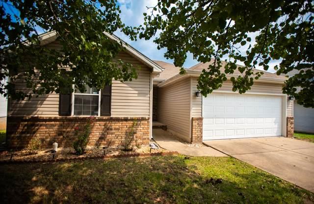 888 S Hickory Lane, Nixa, MO 65714 (MLS #60197594) :: Team Real Estate - Springfield