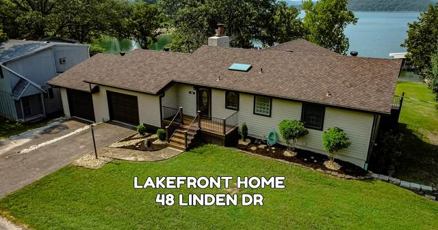 48 Linden Drive, Branson West, MO 65737 (MLS #60197602) :: The Real Estate Riders