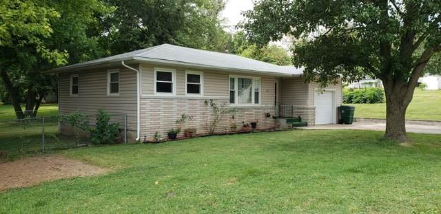 911 Roosevelt Street, Monett, MO 65708 (MLS #60197633) :: Team Real Estate - Springfield