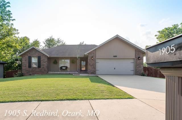 1905 S Redbird Court, Ozark, MO 65721 (MLS #60197638) :: The Real Estate Riders