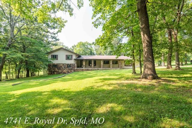 4741 E Royal Drive, Springfield, MO 65809 (MLS #60197653) :: The Real Estate Riders