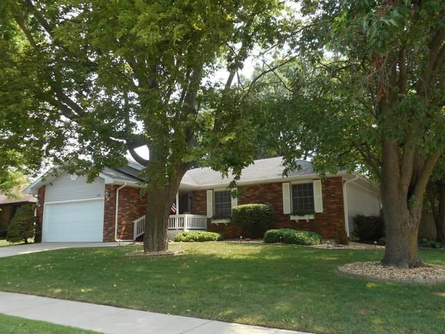 2126 S Glenn Avenue, Springfield, MO 65807 (MLS #60197660) :: The Real Estate Riders