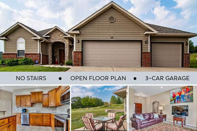 109 Ridgetop Lane, Branson, MO 65616 (MLS #60197664) :: Team Real Estate - Springfield