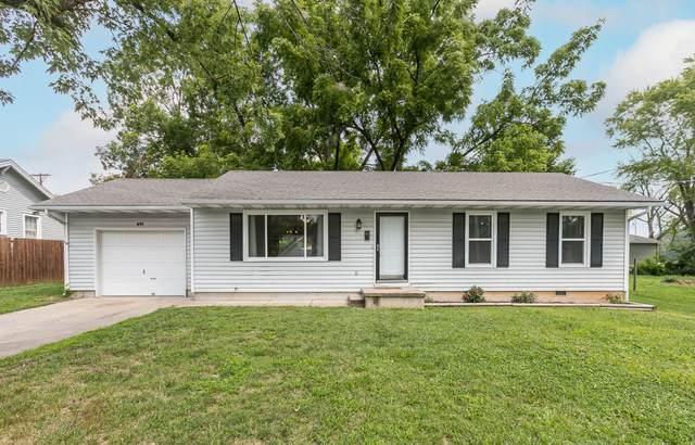 611 W Locust Street, Bolivar, MO 65613 (MLS #60197665) :: Team Real Estate - Springfield