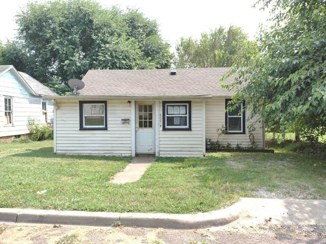 405 Pearl Street, Monett, MO 65708 (MLS #60197694) :: Team Real Estate - Springfield