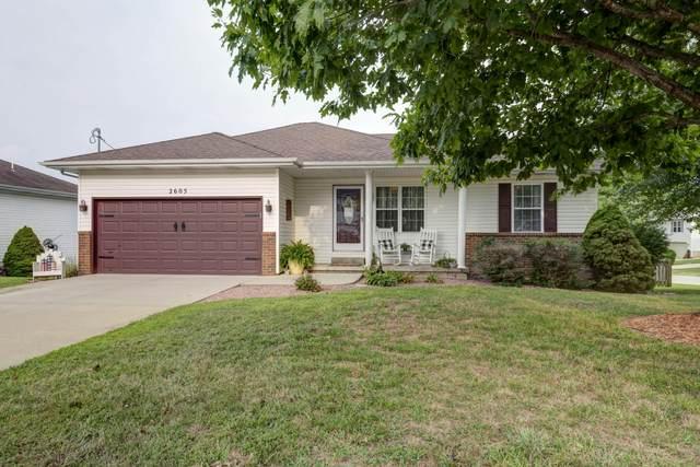 2605 Lavender Street, Ozark, MO 65721 (MLS #60197708) :: Team Real Estate - Springfield