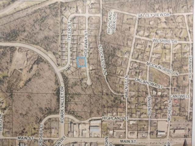 170 Hideaway Street, Branson, MO 65616 (MLS #60197834) :: Sue Carter Real Estate Group