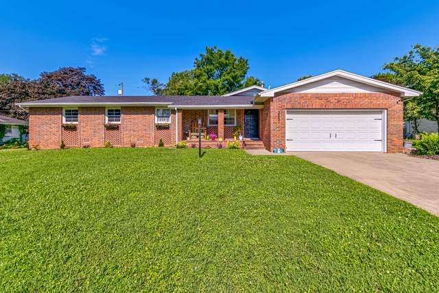2231 S Oak Grove Avenue, Springfield, MO 65804 (MLS #60197916) :: Tucker Real Estate Group | EXP Realty