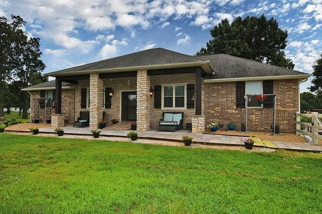 1172 E 410th Road, Bolivar, MO 65613 (MLS #60197936) :: Sue Carter Real Estate Group