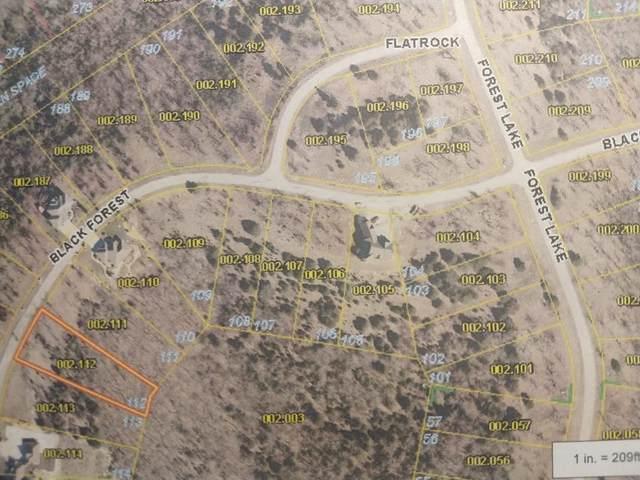 112 Black Forest Lane-Stonebridge, Branson West, MO 65737 (MLS #60198005) :: Sue Carter Real Estate Group