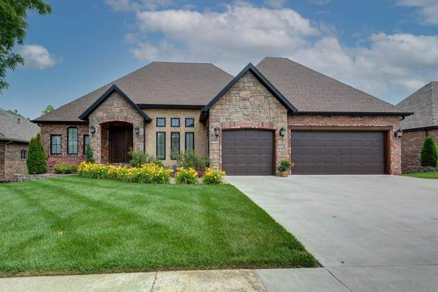3923 W Kingsley Street, Springfield, MO 65807 (MLS #60198102) :: The Real Estate Riders