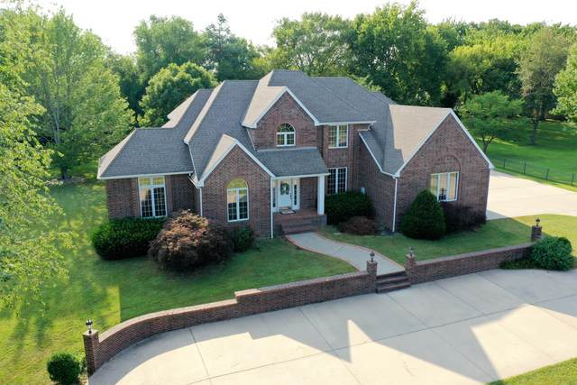 1425 Lakewood Court, Bolivar, MO 65613 (MLS #60198128) :: Sue Carter Real Estate Group