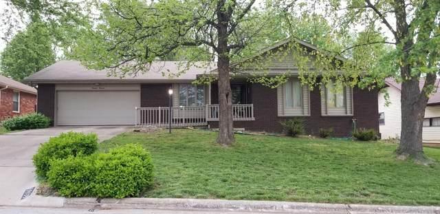 1919 E Stoneridge Drive Drive, Springfield, MO 65803 (MLS #60198131) :: Sue Carter Real Estate Group