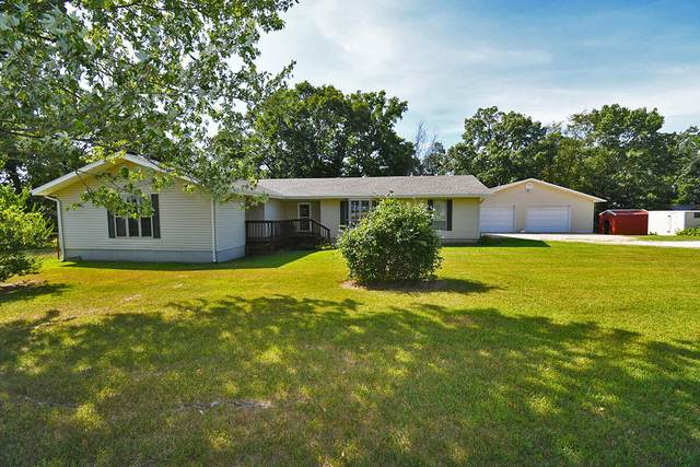 10596 State Highway 14, Sparta, MO 65753 (MLS #60198651) :: Clay & Clay Real Estate Team