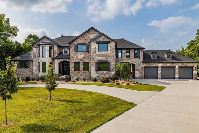 1373 E River Oak Drive, Springfield, MO 65803 (MLS #60199096) :: The Real Estate Riders
