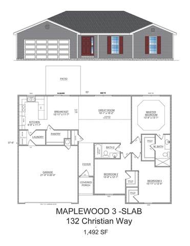 132 Christian Way Lot 31A, Branson, MO 65616 (MLS #60199248) :: Tucker Real Estate Group   EXP Realty