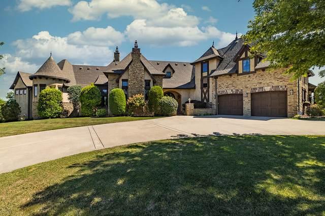 1210 Newbury Road, Reeds Spring, MO 65737 (MLS #60199342) :: Sue Carter Real Estate Group