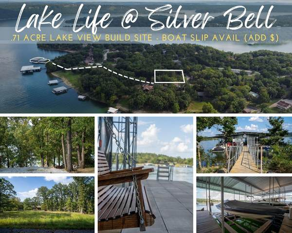 Lots 13-15 Silver Bell Lane, Kimberling City, MO 65686 (MLS #60199780) :: Clay & Clay Real Estate Team