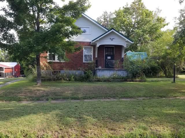 119 W Broadway Street, El Dorado Springs, MO 64744 (MLS #60199865) :: Sue Carter Real Estate Group