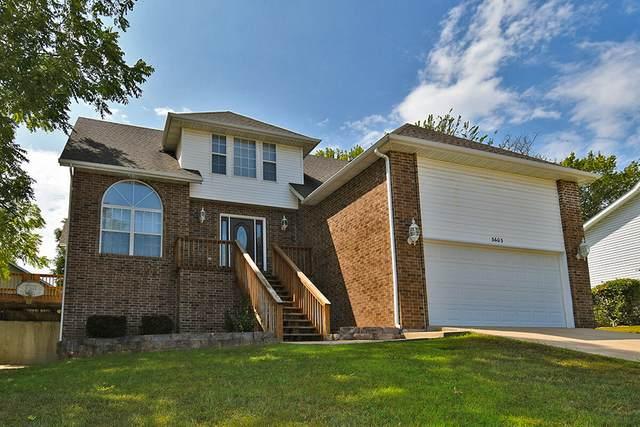 3603 N 11th Street, Ozark, MO 65721 (MLS #60199895) :: Tucker Real Estate Group | EXP Realty