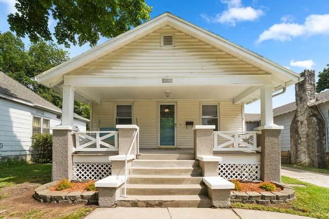 1612 N Grant Avenue, Springfield, MO 65803 (MLS #60199917) :: Sue Carter Real Estate Group