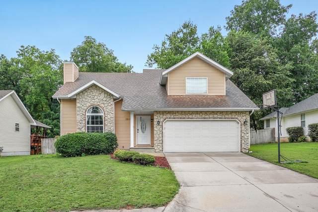 3615 N 10th Street, Ozark, MO 65721 (MLS #60199941) :: Sue Carter Real Estate Group