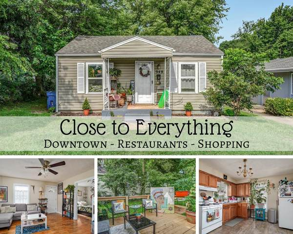 949 S Fort Avenue, Springfield, MO 65806 (MLS #60200089) :: Sue Carter Real Estate Group