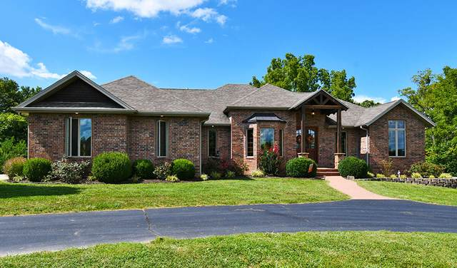 1030 Kerr Road, Clever, MO 65631 (MLS #60200162) :: Sue Carter Real Estate Group