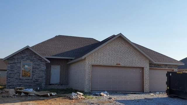 874 E Scott Wayne Drive, Nixa, MO 65714 (MLS #60200263) :: Tucker Real Estate Group | EXP Realty