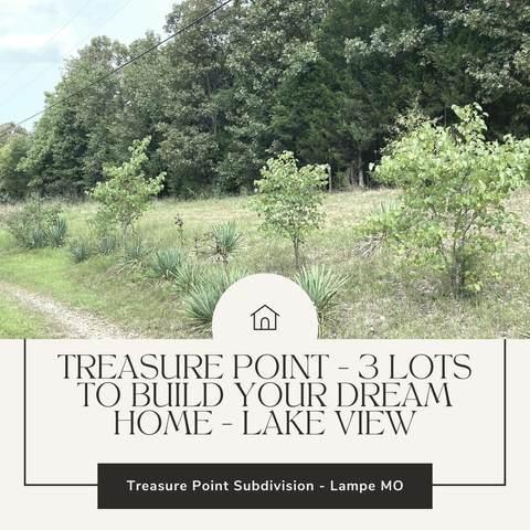 (3) Lots Treasure Point, Lampe, MO 65681 (MLS #60200402) :: Team Real Estate - Springfield