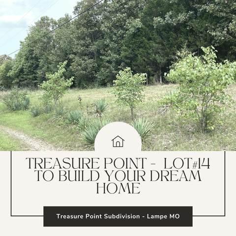 Lot 14 Treasure Point, Lampe, MO 65681 (MLS #60200403) :: Team Real Estate - Springfield