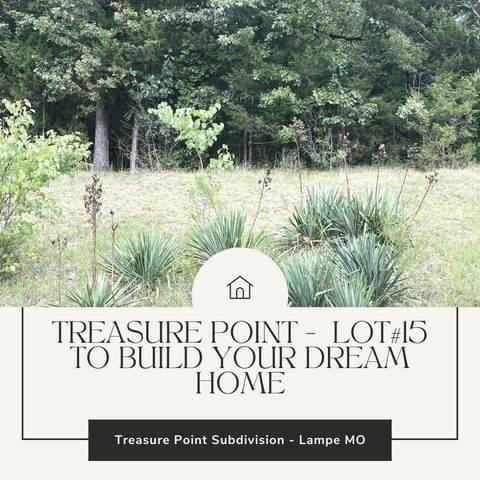 Lot 15 Treasure, Lampe, MO 65681 (MLS #60200405) :: Team Real Estate - Springfield
