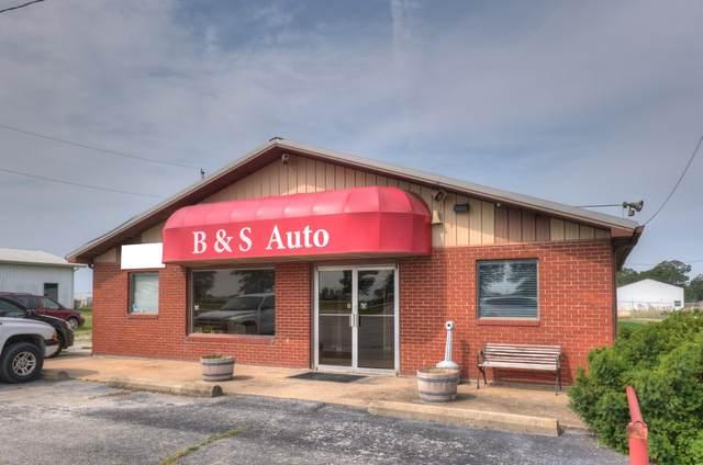18724 Highway 59, Neosho, MO 64850 (MLS #60200448) :: Sue Carter Real Estate Group