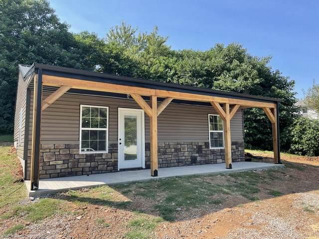 303 S Church Street, Stockton, MO 65785 (MLS #60200729) :: Sue Carter Real Estate Group