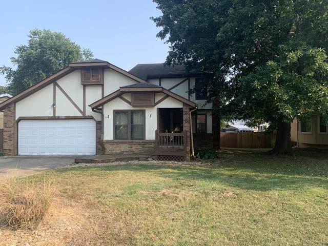 1724 W Whiteside Street, Springfield, MO 65807 (MLS #60200794) :: Team Real Estate - Springfield